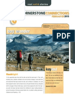 1st Quarter 2015 Lesson 8 Cornerstone Connections
