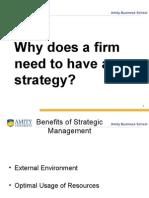 Strategic Management - Session Slides - 1