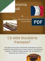 Gastronomia Franceza -PREZENTARE PPT