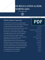 Journal of Regulation & Risk - North Asia, Winter 2015 Edition