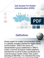 Presentation GSM