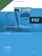 Coordinating Trade Litigation
