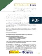 Tema 5.2 Parte. Experiencias de Inter. Con Jovenes Desde p.g. Integral. Exp. Desarrolladas Por AHIGE
