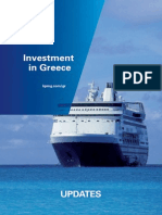 Investment in Greece Updates