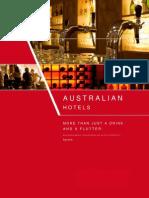 Australia Hotel Industry Report 2015