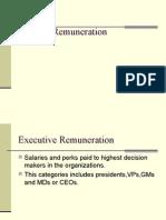 Executive Compensation