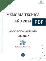 Memoria Tecnica 2014