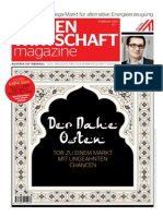 Aussenwirtschaft Magazine Februar 2015
