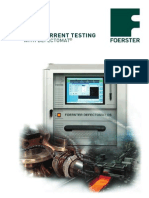Foerster Defectomat Brochure