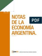 CENDA Informe Macroeconomico 06