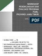 Workshop Perencanaan Dan Evaluasi Program p2ml