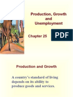 Lec-4 - Chapter 25 - Production, Growth and Unemployment.ppt