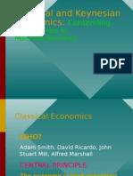 Chapter 11 & 12 - Classical and Keynesian Economics.pptx