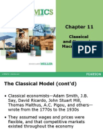 Lec-9 & 10A - Ch 11 - Classical and Keynesian - Miller Edited.ppt