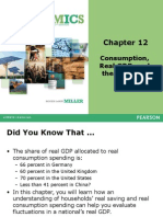Lec-10B & 11 - Ch 12 - Consumption, Real GDP and Multiplier - Miller Edited.ppt