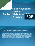 Edited Classical and Keynesian.ppt