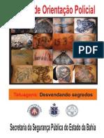 Identificação de Tatuagens Dos Criminosos Cartilha Final Grafica Digital