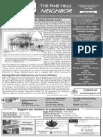 PHNA Newsletter-Winter 2015