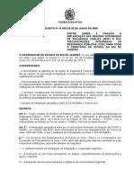 Decreto 41.930-09 Metas