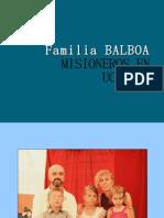 Familia BALBOA II Pps 2007