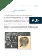 Storia Della Batteria