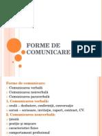 4. Forme de comunicare.ppt