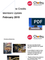 Members Update Chorley Feb 15