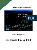 FANUC_21_-_tokarenje