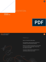 Moccu Agency Presentation