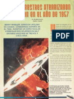 Extraterrestres Aterrizaron en Canada en El Año 1957 R-080 Nº061 - Reporte Ovni