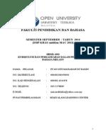 HBML 4303 - KURIKULUM & PERKAEDAHAN (2).doc