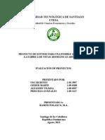 Proyecto de Estudio Para Una Posible Apertura de La Fábrica de Velas Aromaticas - Copia