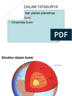 Module 3 - Anatomi Bumi