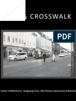 Time & Crosswalk