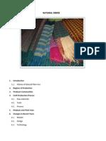 Natural Fiber Extended Documentation