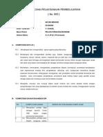 rpp ekonomi kurikulum 2013 - no 003 kelas x