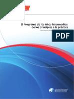 El PAI de Los Principios a La Práctica - 2014 - 2015