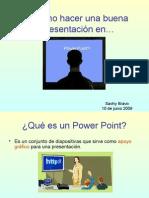 Como hacer una buena presentación.ppt