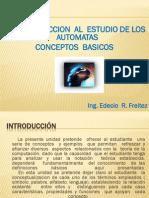 Automatas Y lenguajes formales Conceptos basicos