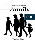 Family, Topical Bible, LOVE.doc