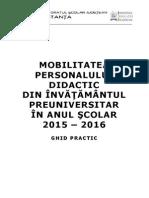 Ghid Mobilitati 2015-2016