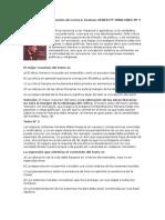 Comprensión de Lectura ENES Razonamiento Verbal 6