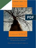 La medida del impacto psicológico de experiencias extremas. Cuestionario V.I.V.O., diseño, validación y manual de aplicación