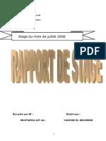 Rapport de Stage El Moudene Yassine L3E (LAMTI)