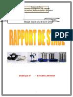 Rapport de Stage Khalid L3E Du Mois 7 (LAMTI) - Copie
