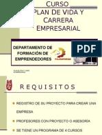 Manual de Plan de Vida y Carrera Empresarial