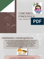 Conciencia Fonológica A