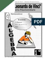 Da Vinci - Álgebra - 1ro Sec - 1 (1)