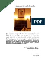 Carta de Un Ateo a Fernando González - Frank David Bedoya Muñoz - 2015