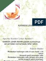 Penyuluhan Kanker Leher Rahim (IVA Test)